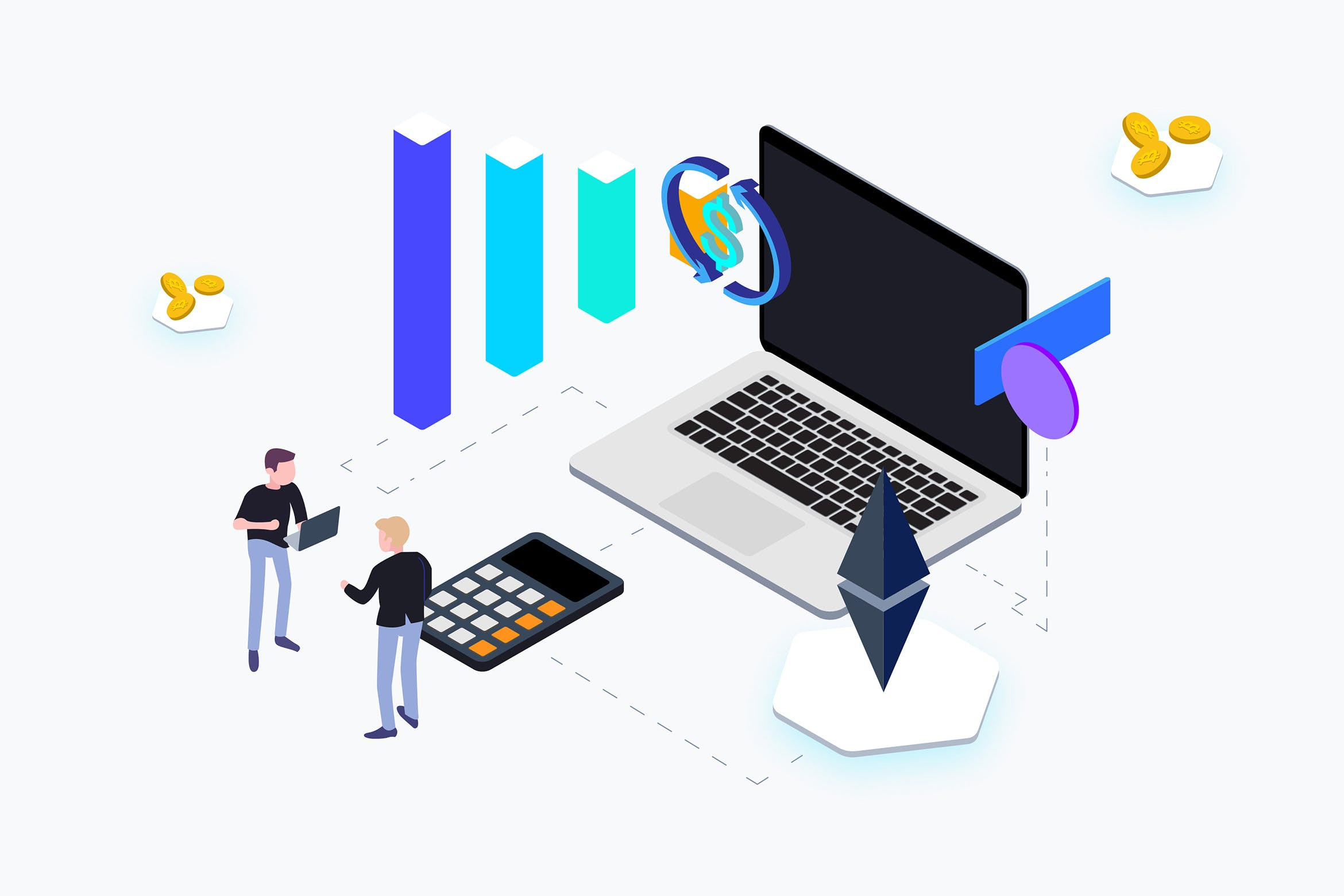 Easy Buy System For Cryptocurrency