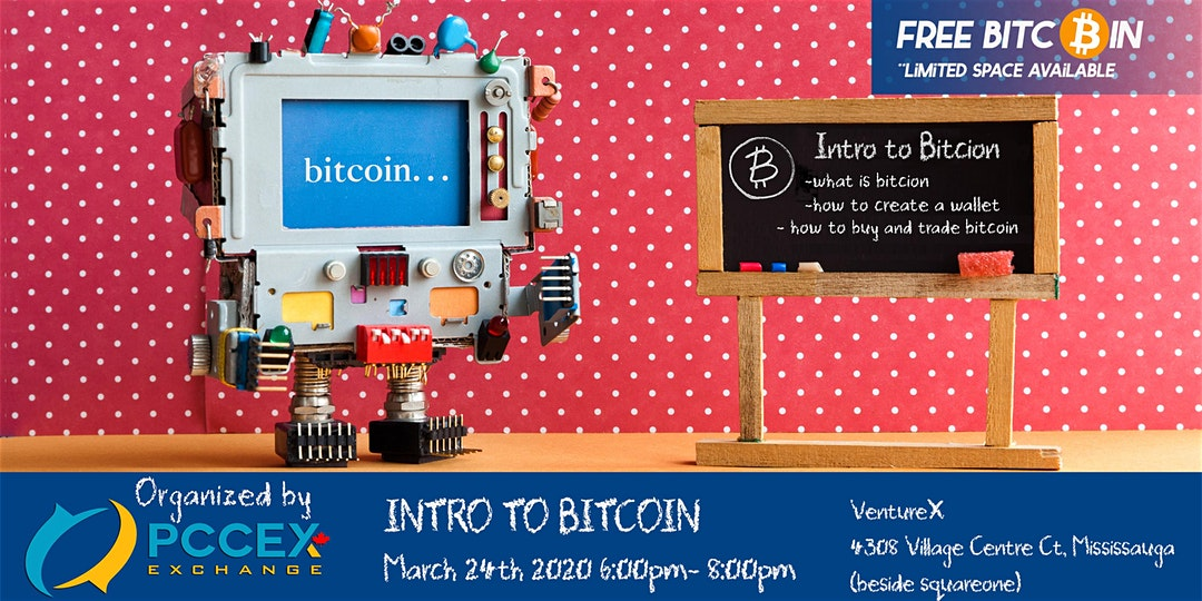 Bitcoin Seminar in Mississauga