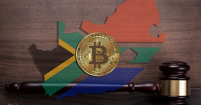 Bitcoin legal in South Africa