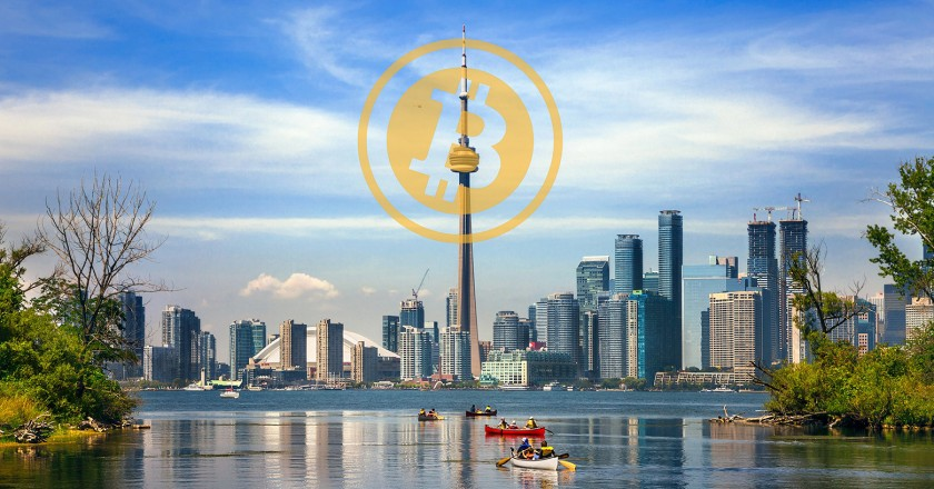 how to buy bitcoin Toronto