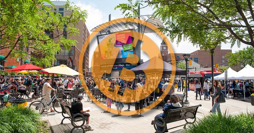 brampton bitcoin